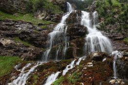Waterfall in Vallunga