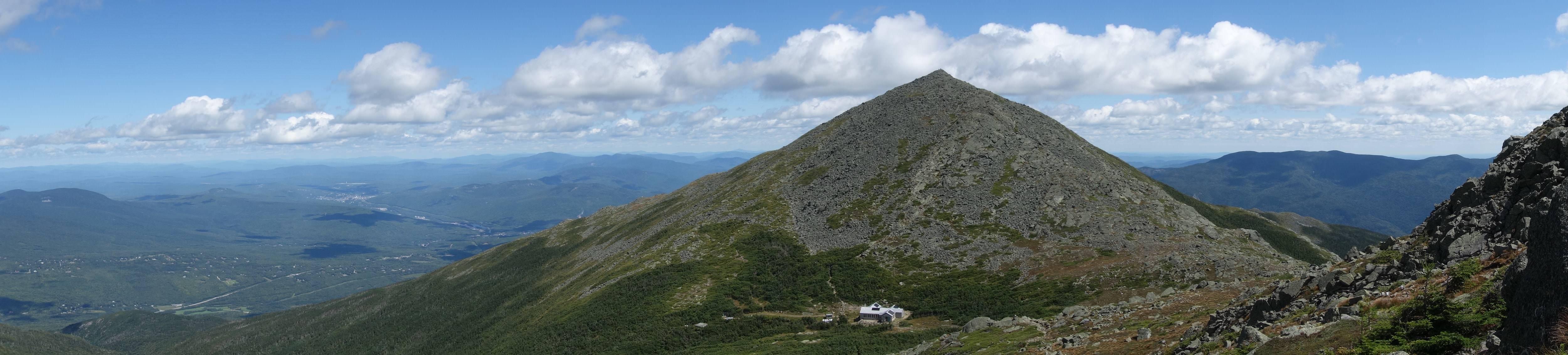 Mount Madison and Madison Spring Hut, White Mountains
