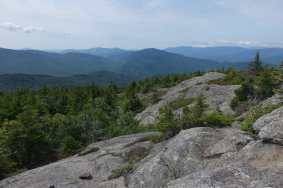 View from the Caribou Summit