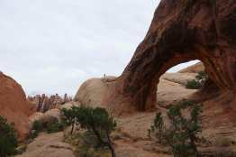 Private Arch, Devil's Garden, Arches National Park