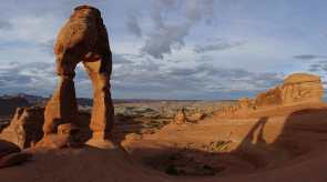 Delicate Arch dawn, Arches National Park