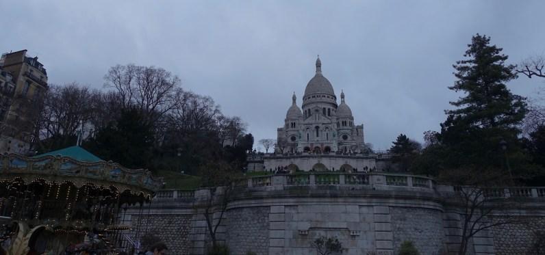 Sacré-Cœur on Montmartre