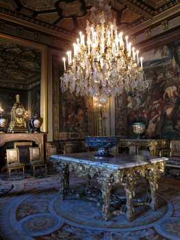 Le Gros salon, Château de Fontainebleau