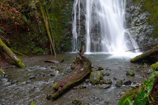 Madison Falls, Olympic National Park