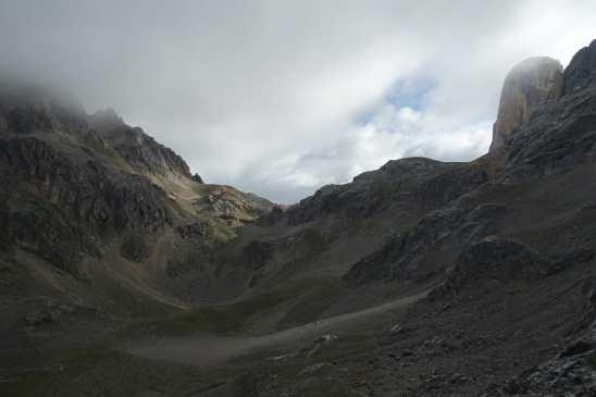 view across Jou Sin Tierre