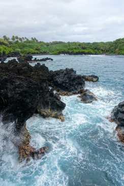 Pailoa Bay, Waianapanapa State Park, Maui