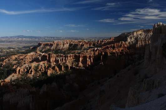 View from Inspiration Point, Bryce Canyon National Park