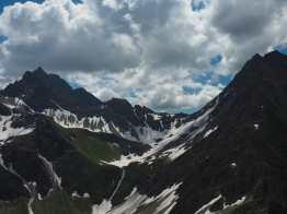 Views from Mont de la Saxe