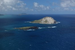 Rabbit Island from Makapu'u Point