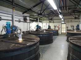 Lagavulin Wash Backs