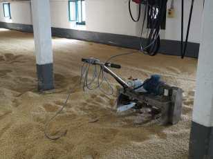 Malting Floor