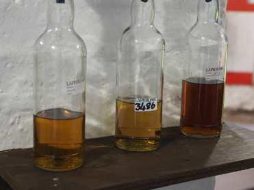 Laphroaig cask choices