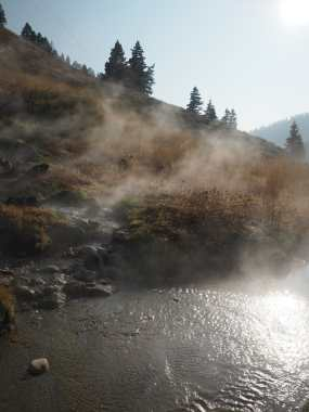 Sunbeam Hot Springs