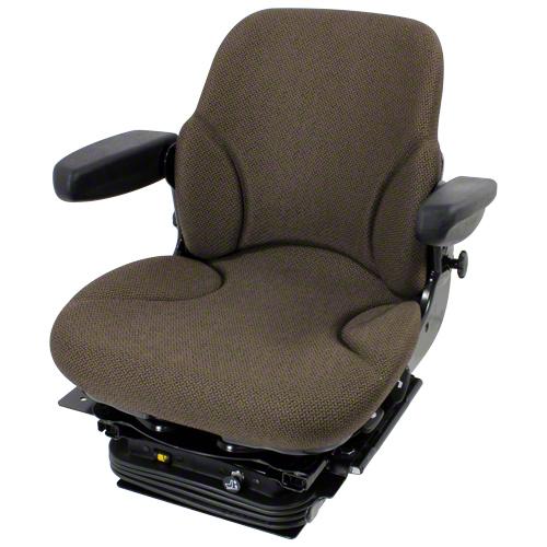John Deere Sprayer Seat View