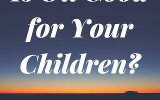 Is Oil Good for Your Children? Why and Why not?