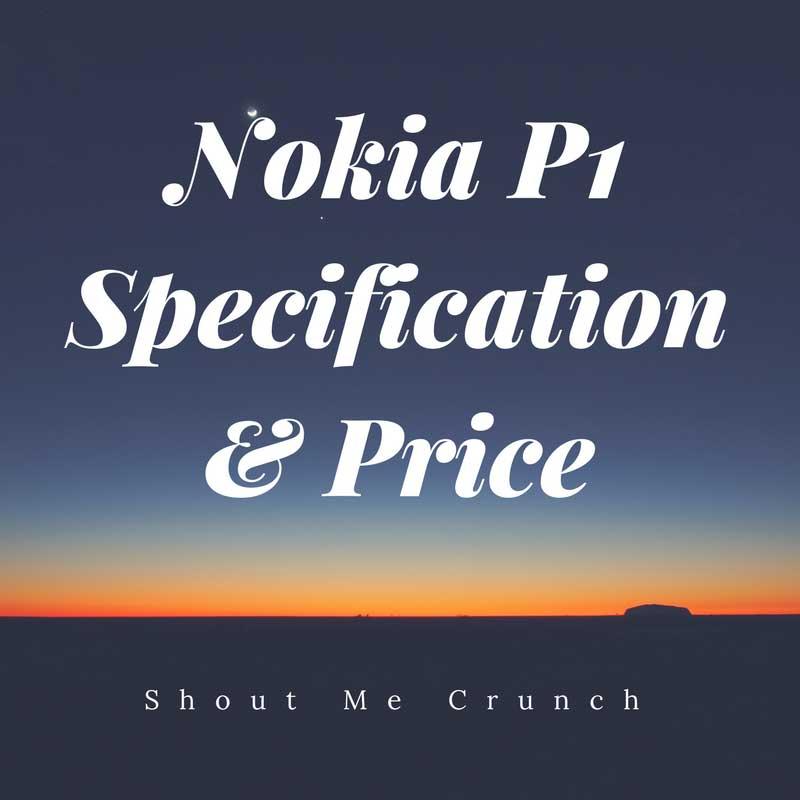 Nokia-P1