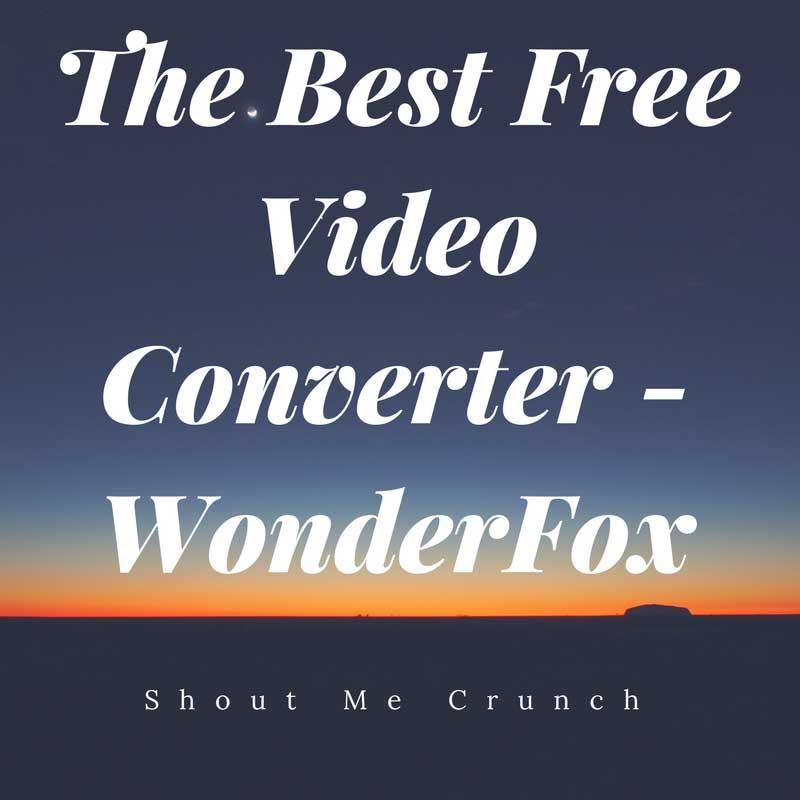 The Best Free Video Converter - WonderFox