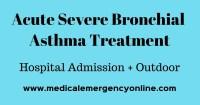 Acute Severe Bronchial Asthma