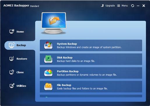 AOMEI Backupper 4.0.6 Review
