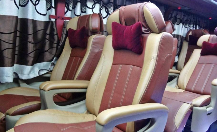 Nabil Scania - Comfortable Seats