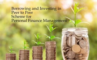 Peer to Peer Scheme for Personal Finance Management