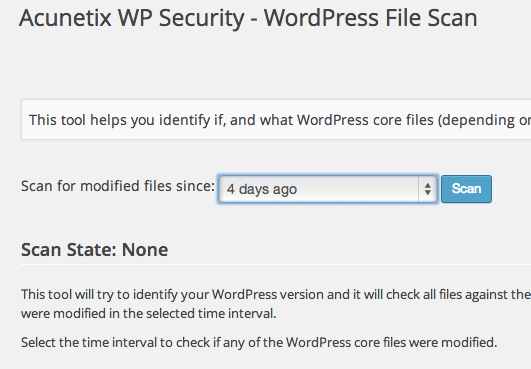 Acunetix WP Security Top WordPress Security Plugins To Check Hacked WordPress blog