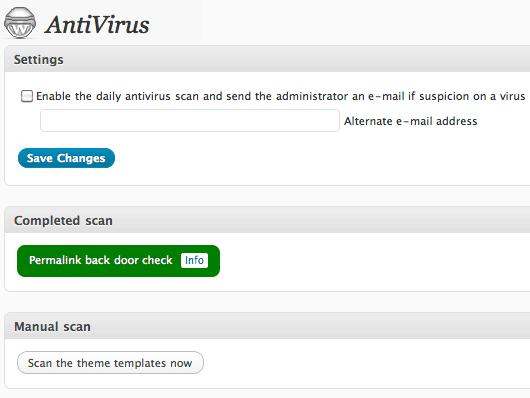 wordpress antivirus plugin Top WordPress Security Plugins To Check Hacked WordPress blog