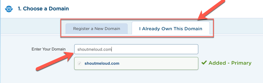 How to Buy Domain & Web Hosting for a WordPress Website From HostGator at a Bargain Price 4