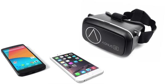 Agnus VR headset