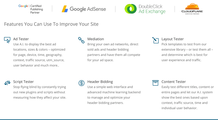 Ezoic review AdSense