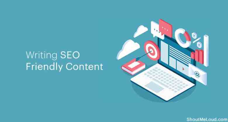 Writing SEO Friendly Content