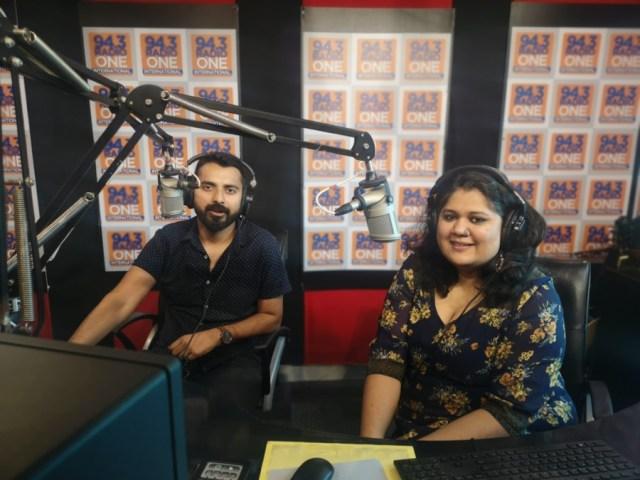 Harsh Agrawal Radio show