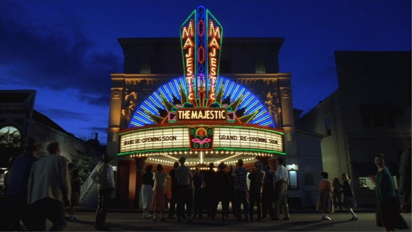 Resultado de imagen de The Majestic 2001 images