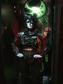 A jaunty Borg.