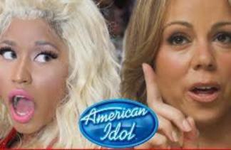 nicki-mariah-american idol-showbizbites