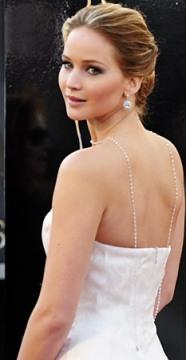Jennifer at Oscars