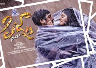 Vijay Sethupathi, Ramya Nambeesan in Pizza Telugu Movie Wallpapers