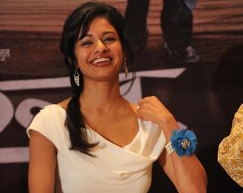 Pooja at Viswaroopam Premiere