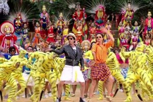 Chennai Express Opening Weekend Collections – 100 Crore Gained
