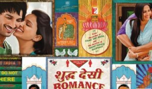 Shuddh Desi Romance Movie Review