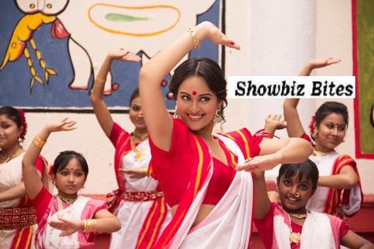 Sonakshi Sinha as a Bengali in Bullett Raja-Showbizbites