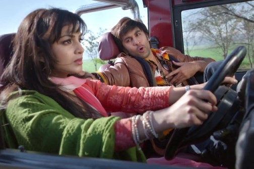 besharam film still-showbizbites