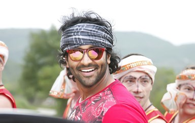 Actor Vishnu Manchu in Doosukeltha Movie Stills