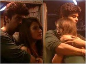 Bigg Boss 7 Starts Turning Intimate, Love Affairs, Hugging and Kissing Go On