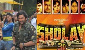 Mr. Joe B. Carvalho and Sholay 3D Open Slow, Read Report