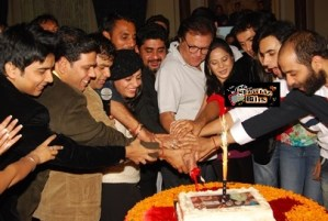 Pictures: Rajan Shahi's Get Together for Aur Pyar Ho Gaya
