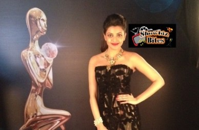 Kajal Aggarwal at Screen Awards-showbizbites-01