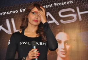 Pictures: Bollywood's Dusky Beauty Bipasha Basu Launches 3rd Edition of Unleash Fitness DVD