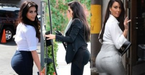 Top 10 Lip-Smacking Pictures of Kim Kardashian Bum, MUST-SEEN