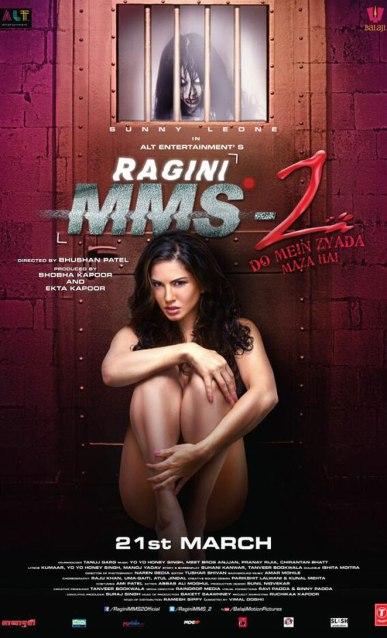 ragini mms2 new poster-showbizbites